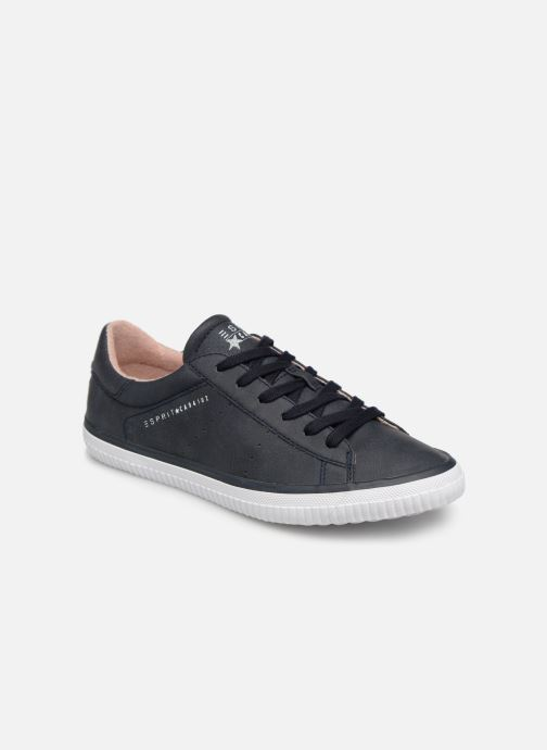 Sneakers Esprit Riata Lace Up Blauw detail