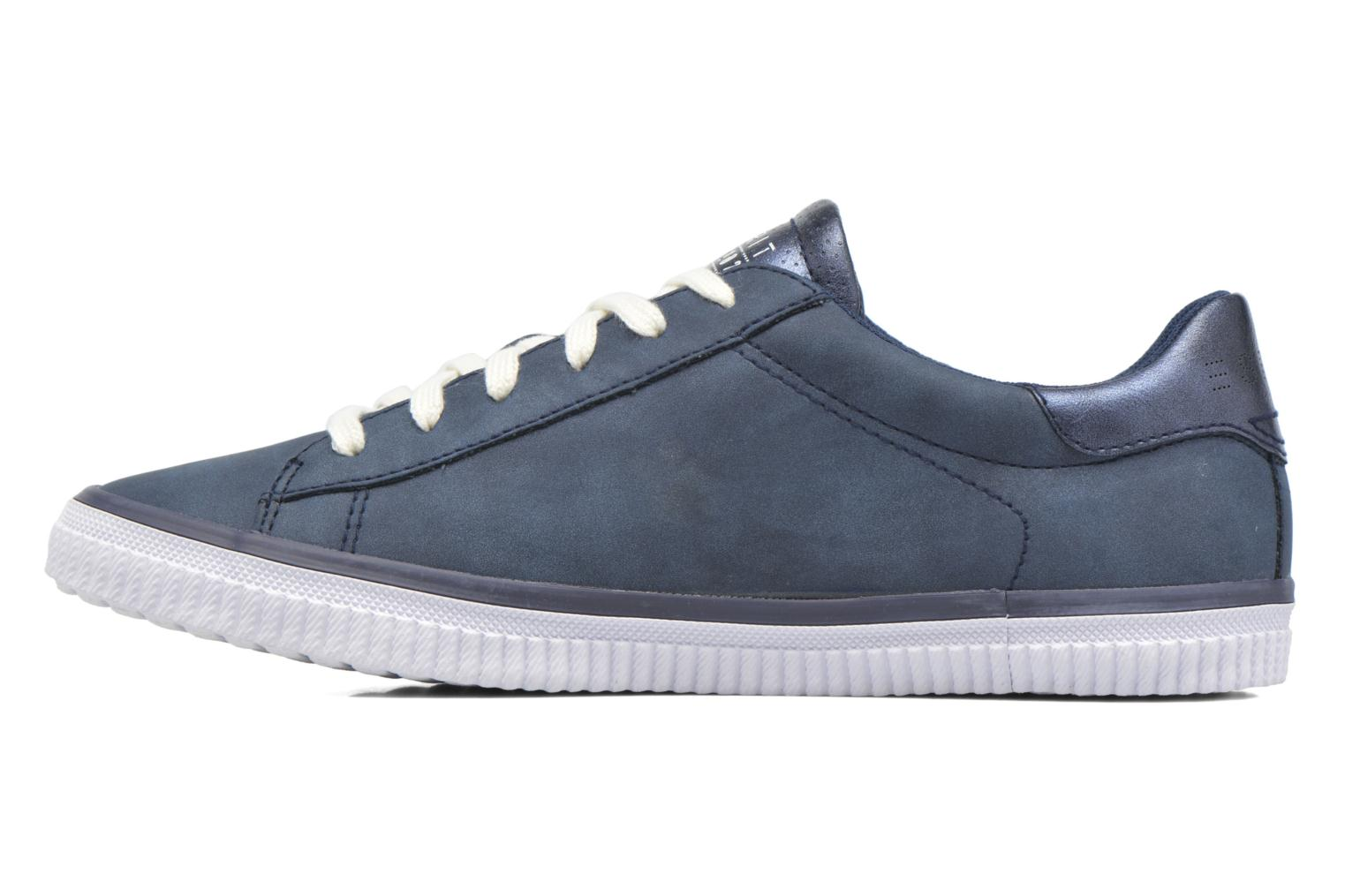 Trainers Esprit Riata Lace Up Blue front view