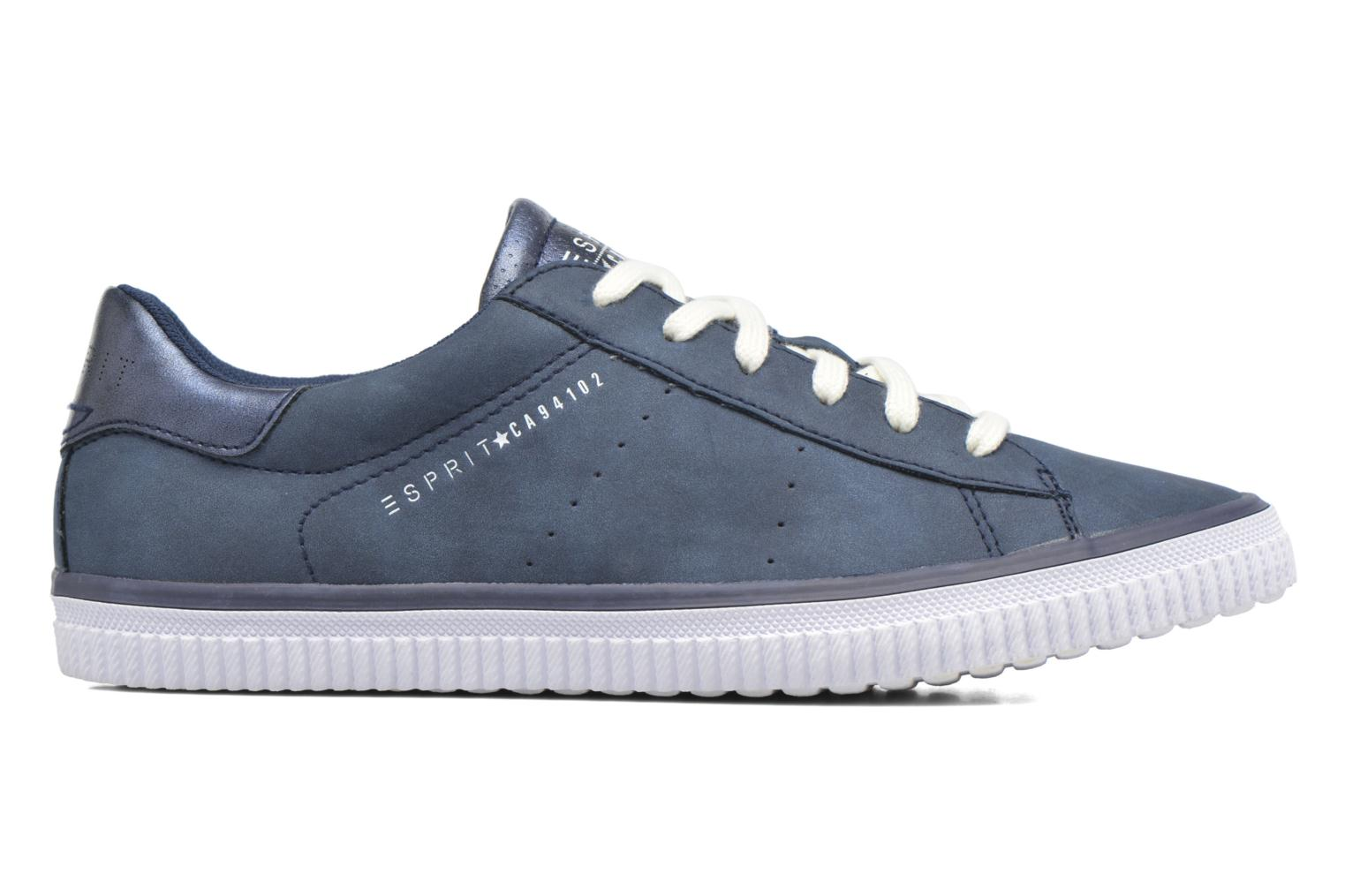 Trainers Esprit Riata Lace Up Blue back view