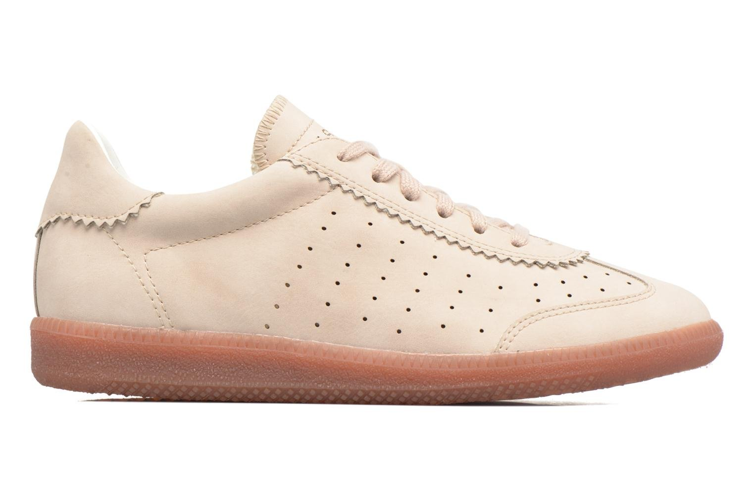 Sneakers Esprit Trainee Lace Up Beige se bagfra