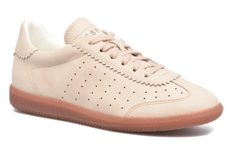 Sneaker Esprit Trainee Lace Up beige detaillierte ansicht/modell