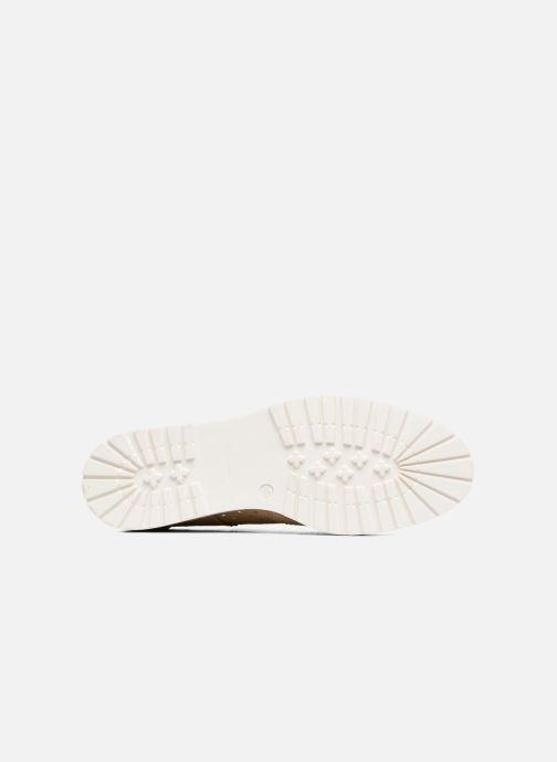 Scarpe con lacci Esprit Crissy Lace Up Beige immagine dall'alto