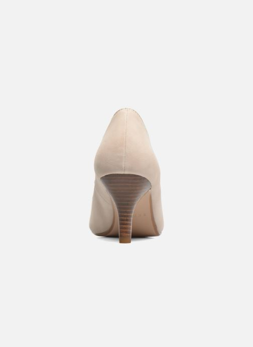 High heels Esprit Pyra Pump Beige view from the right