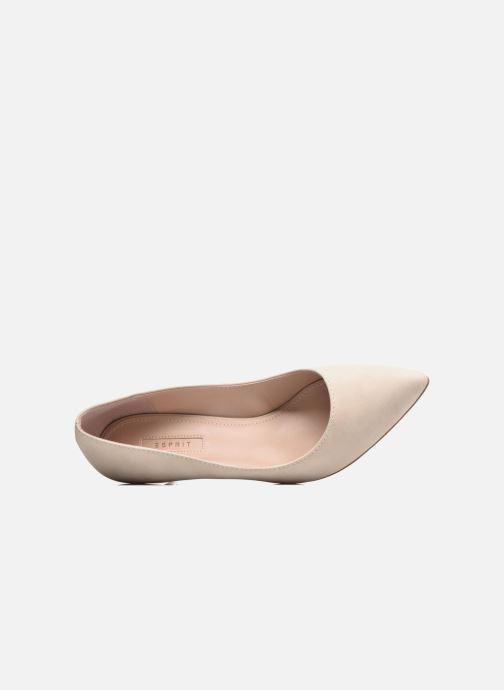 High heels Esprit Pyra Pump Beige view from the left