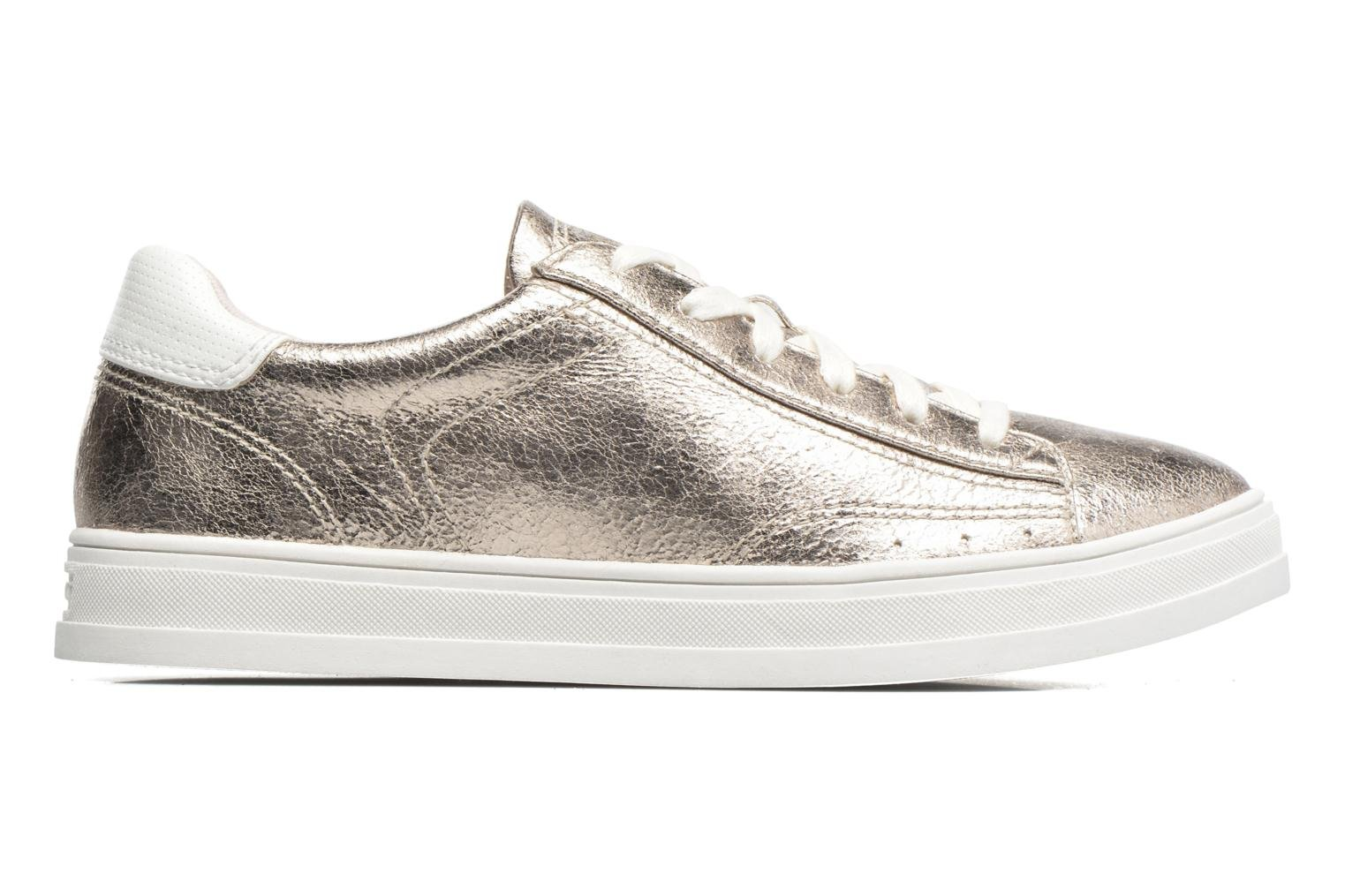Trainers Esprit Sidney Lace Up Beige back view