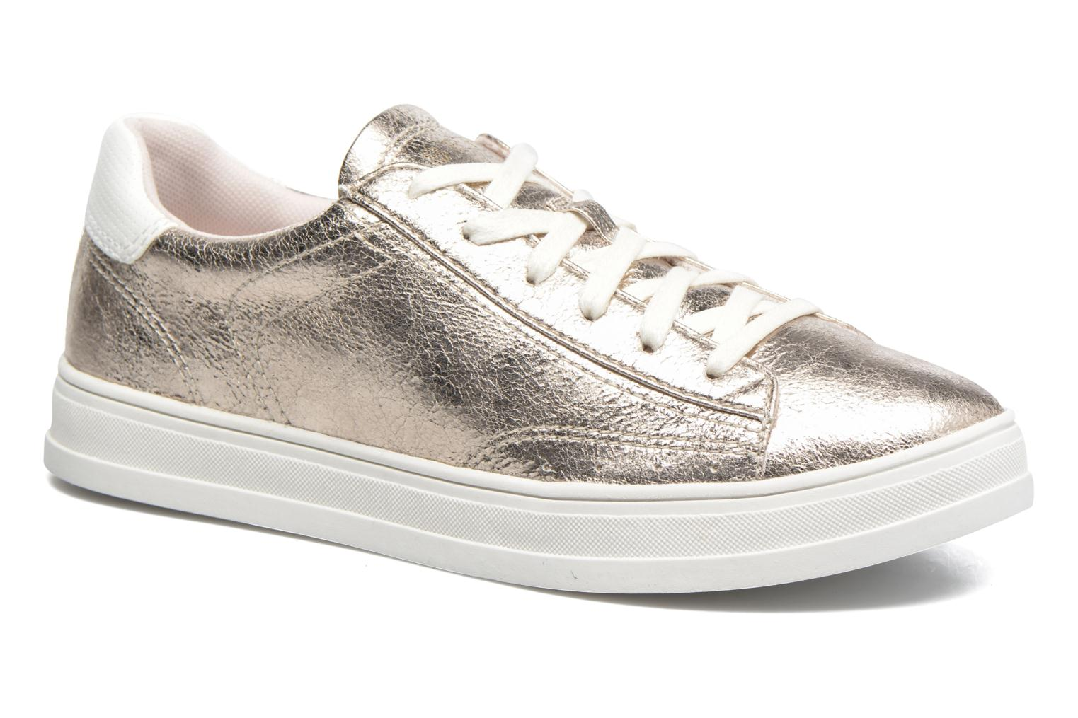 Sneakers Esprit Sidney Lace Up Beige detail