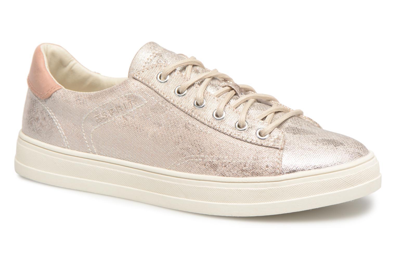 Sneaker Esprit Sidney Lace Up beige detaillierte ansicht/modell