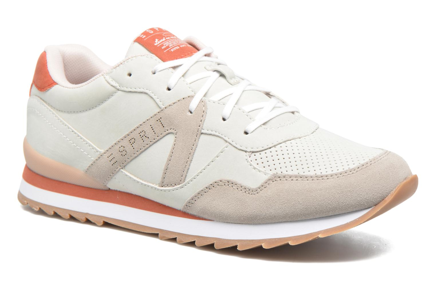 Trainers Esprit Astro Lace Up Grey detailed view/ Pair view