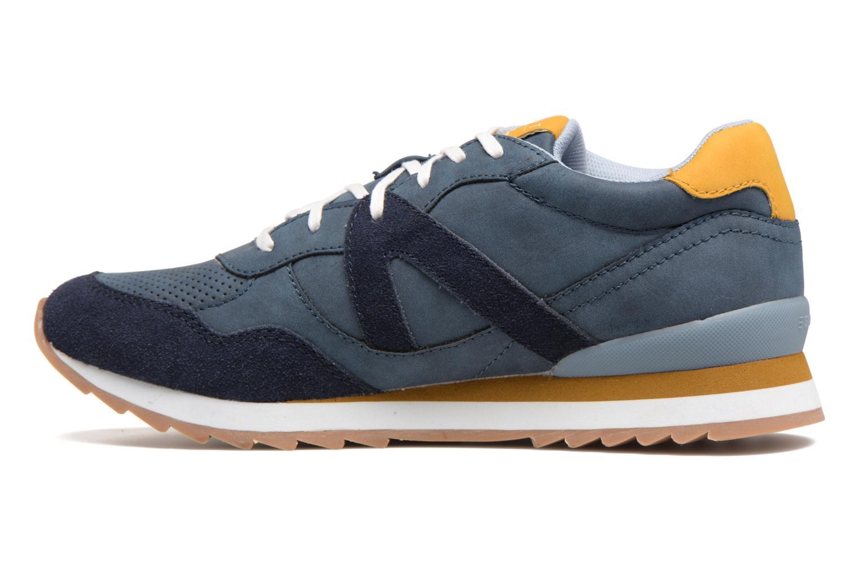 Sneakers Esprit Astro Lace Up Azzurro immagine frontale