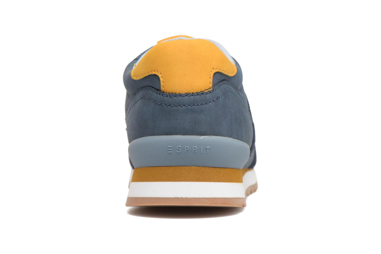 Baskets Esprit Astro Lace Up Bleu vue droite
