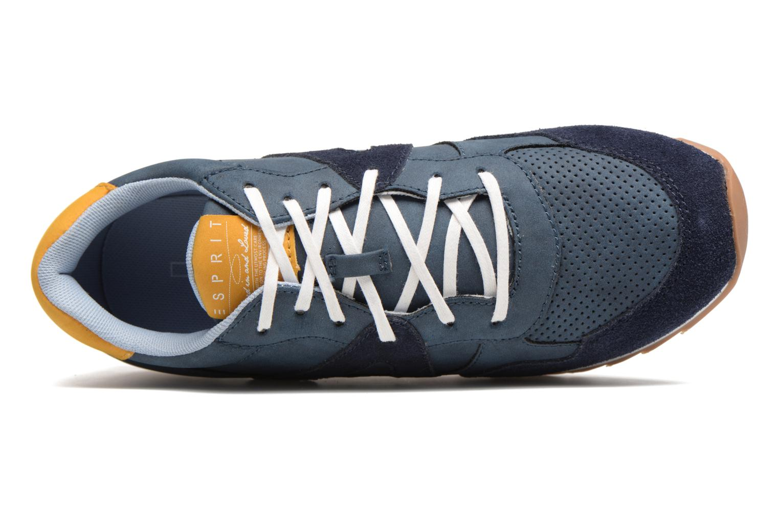 Trainers Esprit Astro Lace Up Blue view from the left