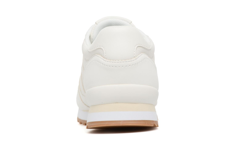 Baskets Esprit Astro Lace Up Blanc vue droite