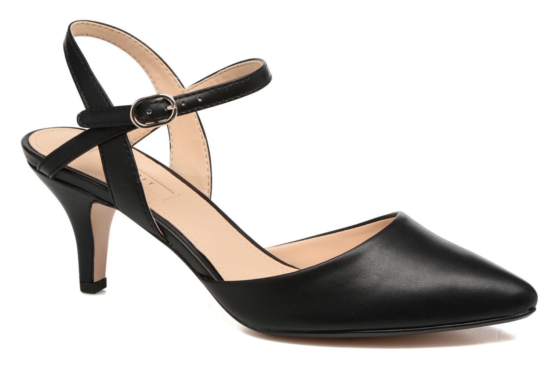 High heels Esprit Pyra Sandal Black detailed view/ Pair view