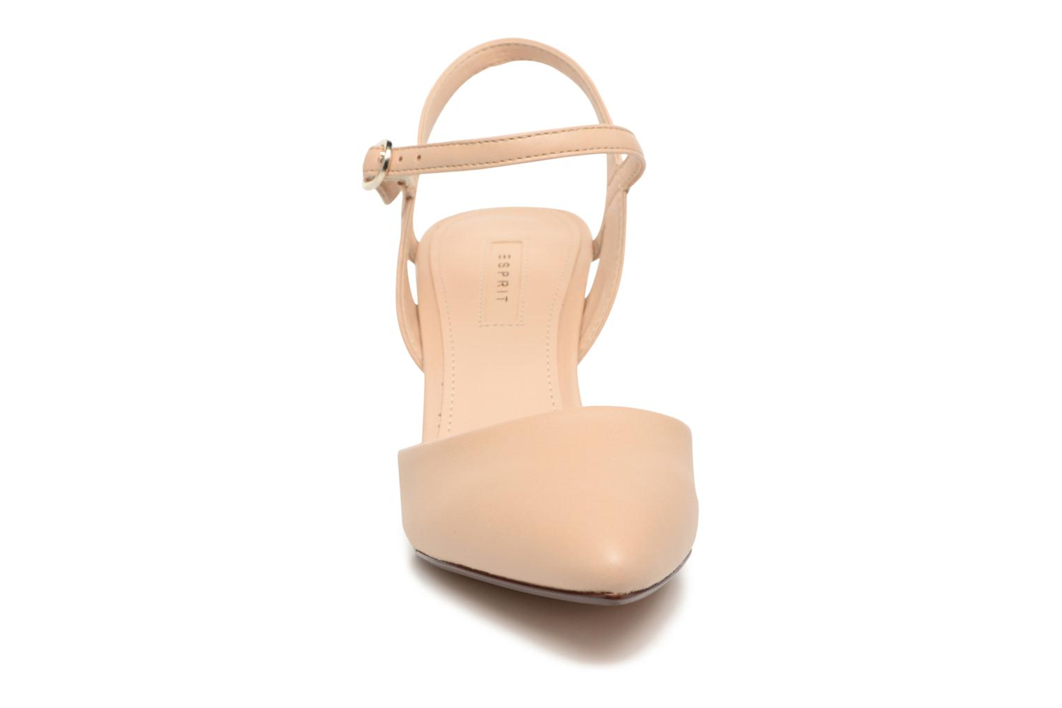 High heels Esprit Pyra Sandal Beige model view