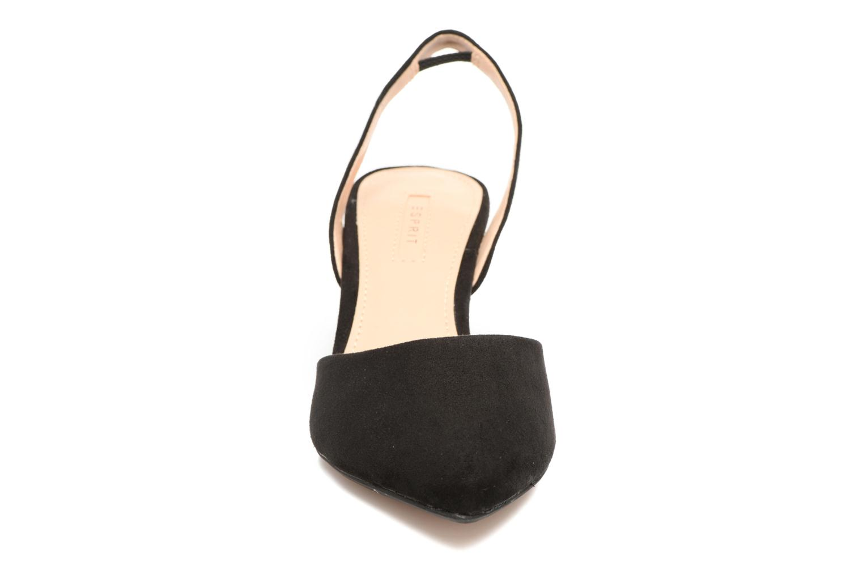 Escarpins Esprit Pyra slig Noir vue portées chaussures