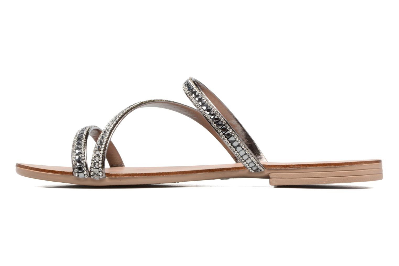 Sandalen Esprit Nil sandal silber ansicht von vorne