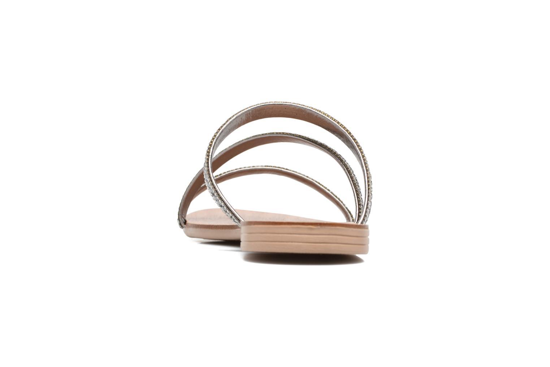 Sandalen Esprit Nil sandal silber ansicht von rechts