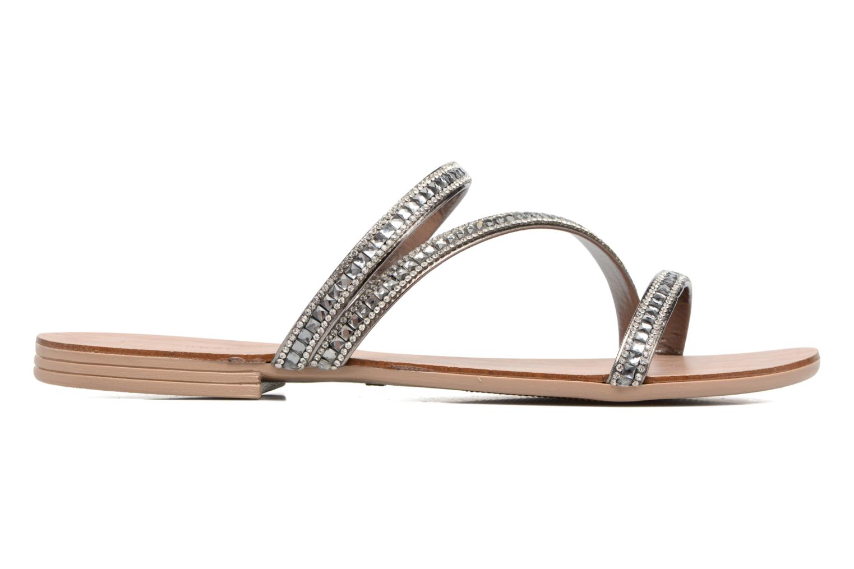 Sandalen Esprit Nil sandal silber ansicht von hinten