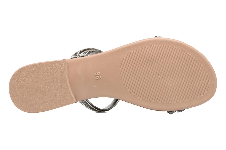 Sandalen Esprit Nil sandal silber ansicht von oben
