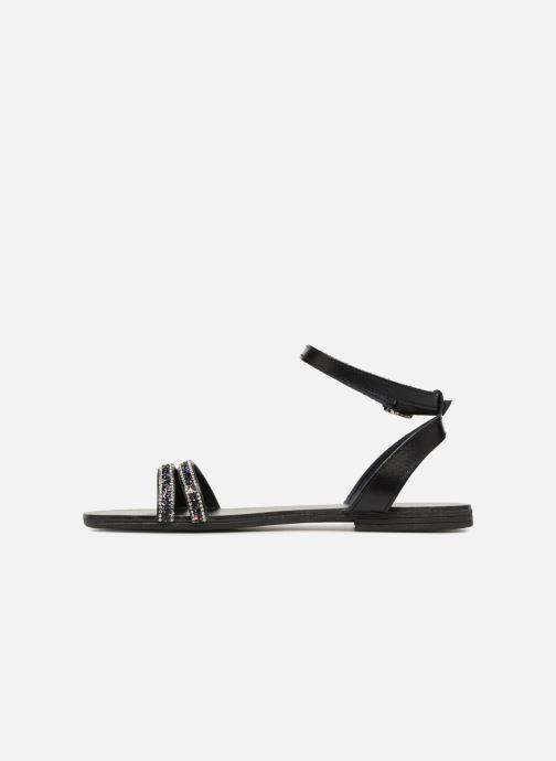 Sandalen Esprit Nil sandal 2 Zwart voorkant