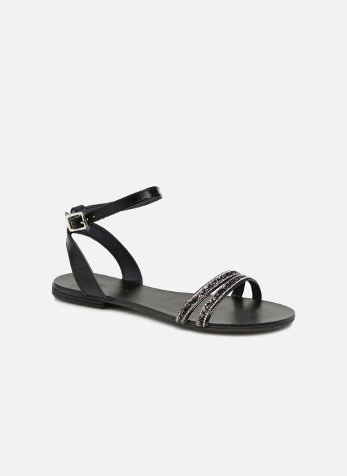 Sandalen Esprit Nil sandal 2 Zwart detail