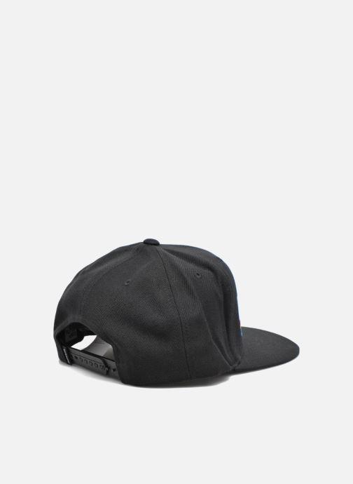 Cappellino Rip Curl Big Mama cap Nero modello indossato