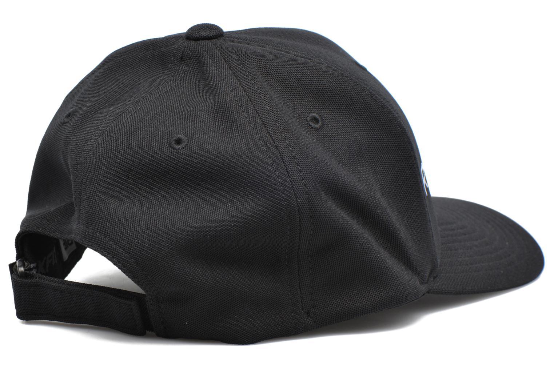 Gorra Rip Curl RC Hybrid cap Negro vista del modelo