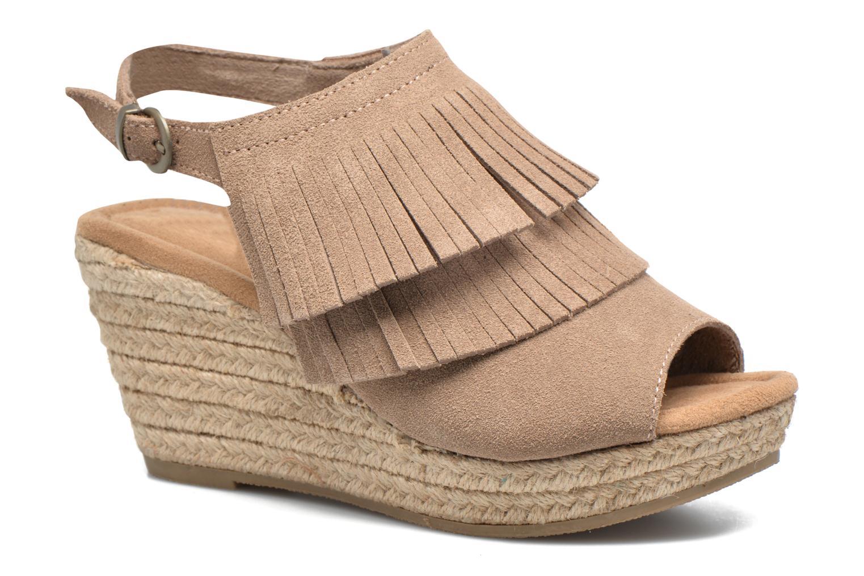 Sandali e scarpe aperte Minnetonka Ashley Beige vedi dettaglio/paio