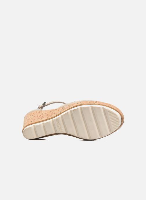 Sandali e scarpe aperte Minnetonka Ellis Grigio immagine dall'alto