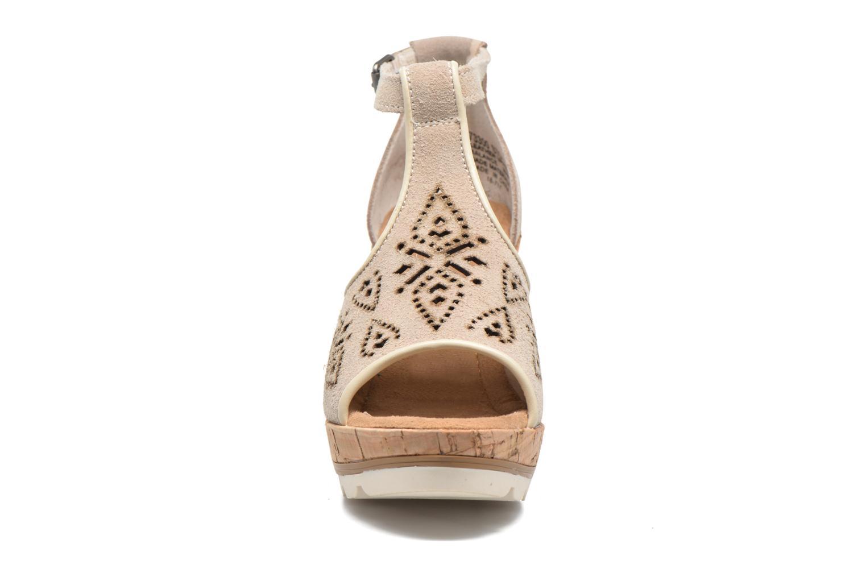 Sandaler Minnetonka Ellis Grå bild av skorna på