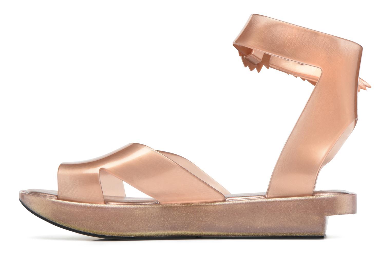 Sandaler Melissa Melissa x Vivienne Westwood - Anglomania Rocking Horse Pink se forfra