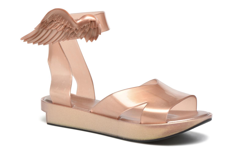 Sandaler Melissa Melissa x Vivienne Westwood - Anglomania Rocking Horse Pink detaljeret billede af skoene