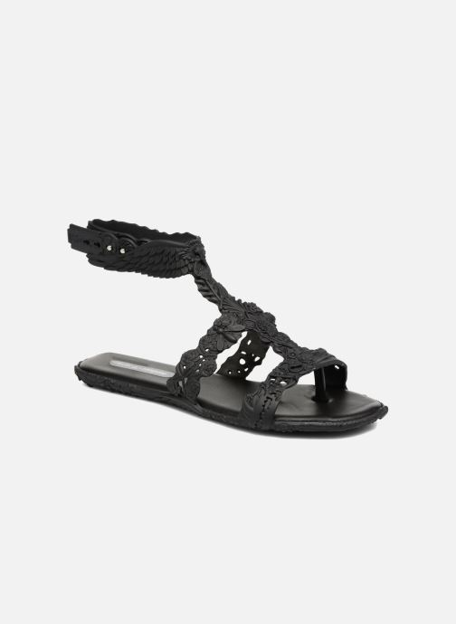 Sandali e scarpe aperte Melissa Campana Barroca Sandal Nero vedi  dettaglio paio a66e7d165f1