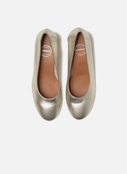 Escarpins Made by SARENZA UrbAfrican Escarpins #7 Argent vue portées chaussures