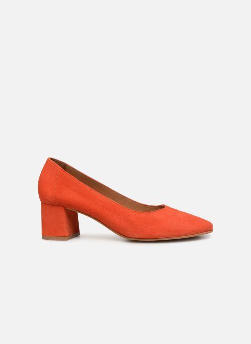 Zapatos de tacón Made by SARENZA UrbAfrican Escarpins #7 Naranja vista de detalle / par