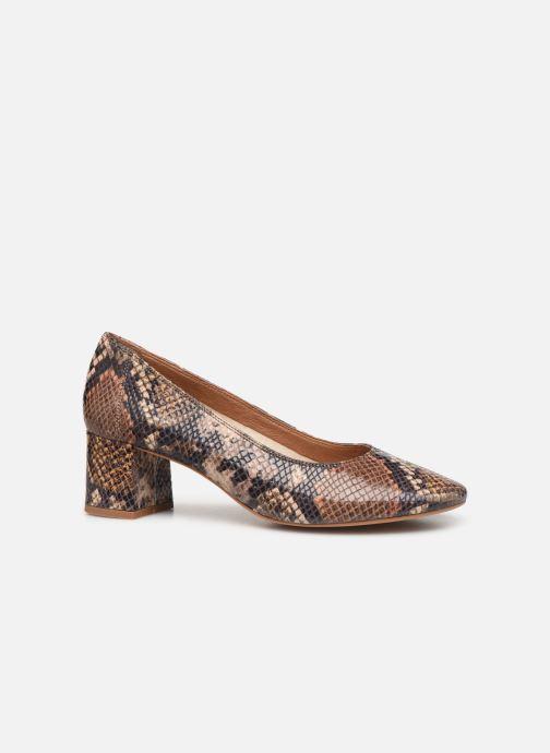Zapatos de tacón Made by SARENZA UrbAfrican Escarpins #7 Marrón vista de detalle / par