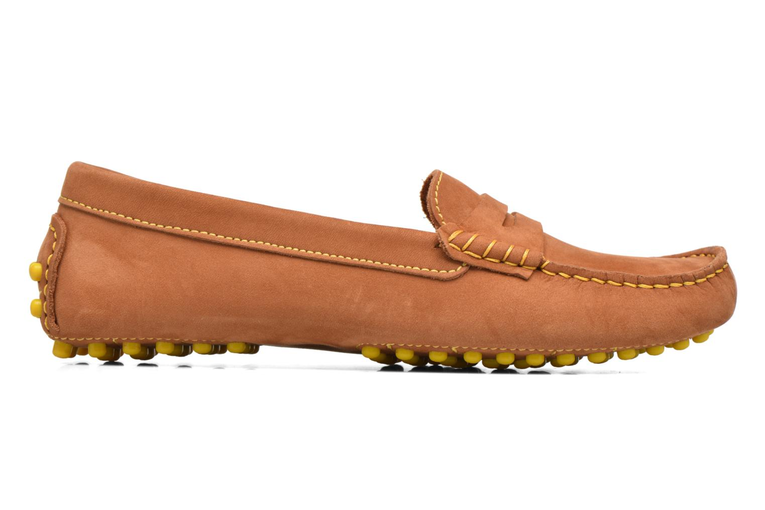 Loafers Georgia Rose Stamac Brown back view