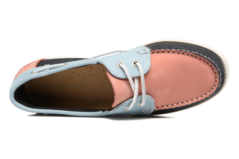 Scarpe con lacci Georgia Rose Stateau Multicolore immagine sinistra