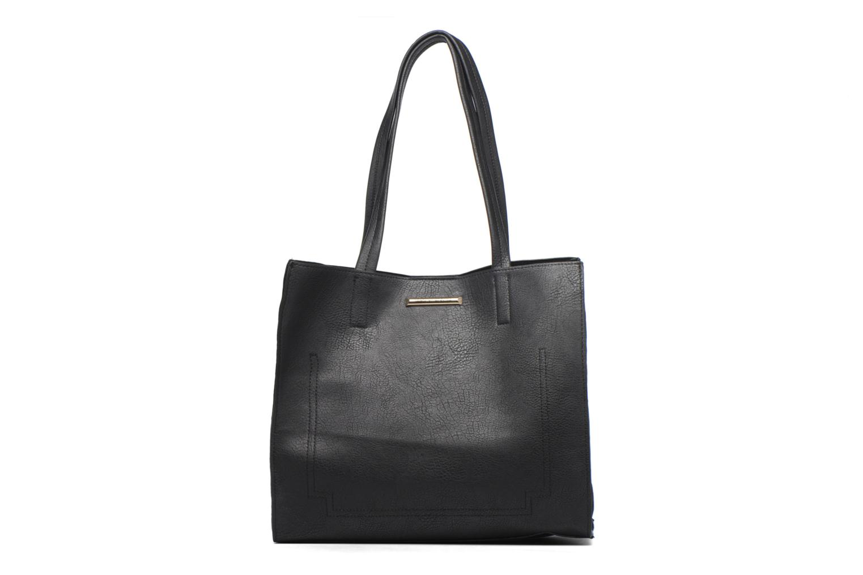 Handtassen Dorothy Perkins Suede Side Shopper Zwart detail