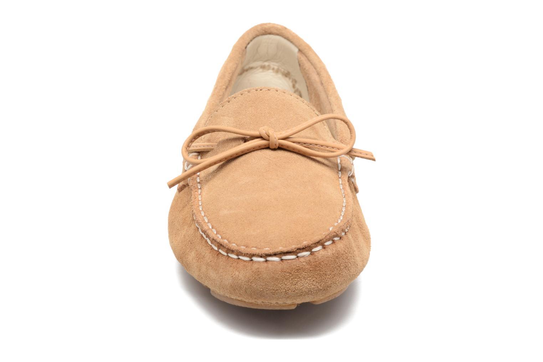 Loafers Georgia Rose Rettac Beige model view