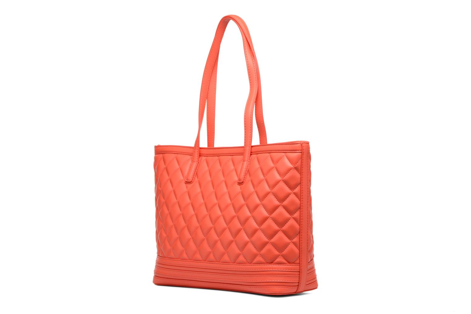 Sacs à main Love Moschino JC4211PP03 Orange vue droite