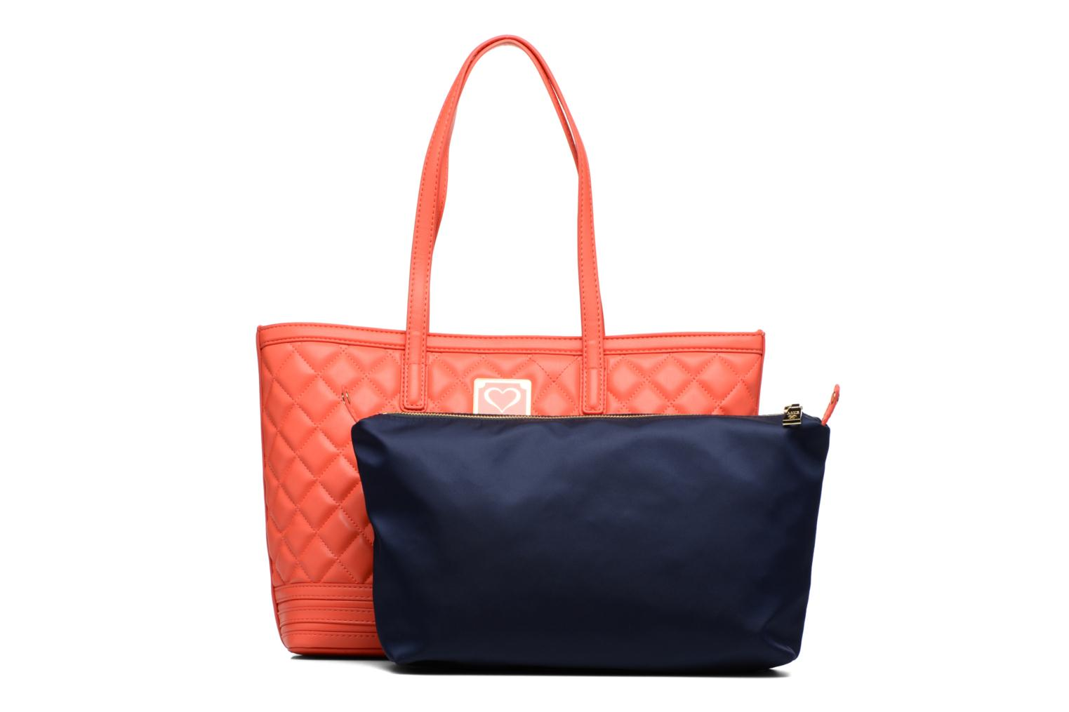 Sacs à main Love Moschino JC4211PP03 Orange vue gauche