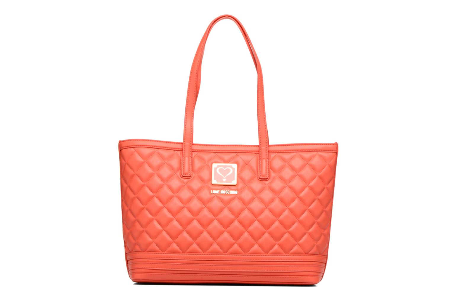 Sacs à main Love Moschino JC4211PP03 Orange vue détail/paire
