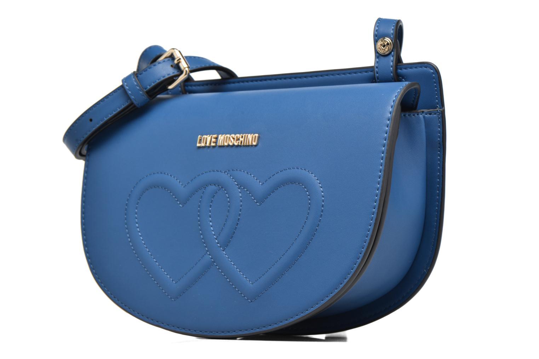 Handtaschen Love Moschino JC4288PP03 blau schuhe getragen