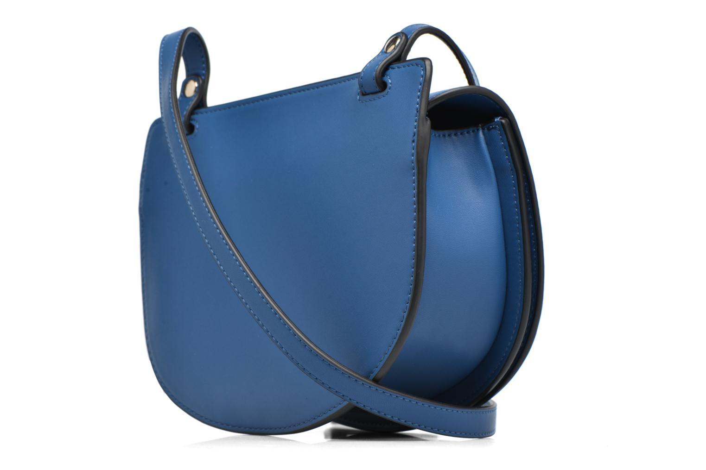 Handtaschen Love Moschino JC4288PP03 blau ansicht von rechts