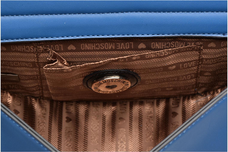 Handtaschen Love Moschino JC4288PP03 blau ansicht von hinten