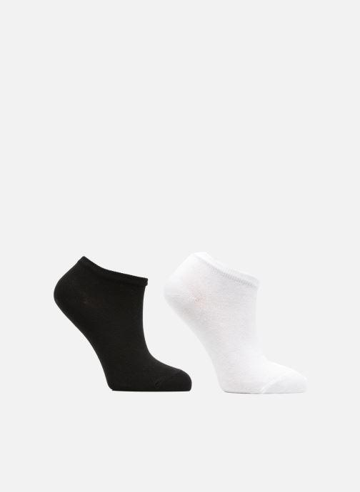 Socks & tights Sarenza Wear Chaussettes Enfant Pack de 2 invisibles Unies Multicolor detailed view/ Pair view