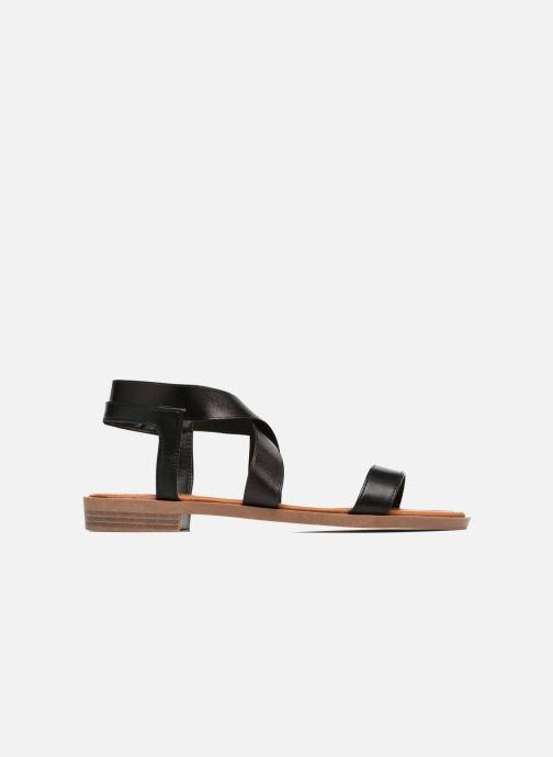 Sandales et nu-pieds I Love Shoes THAVA Size + Noir vue derrière