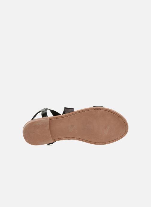 Sandales et nu-pieds I Love Shoes THAVA Size + Noir vue haut
