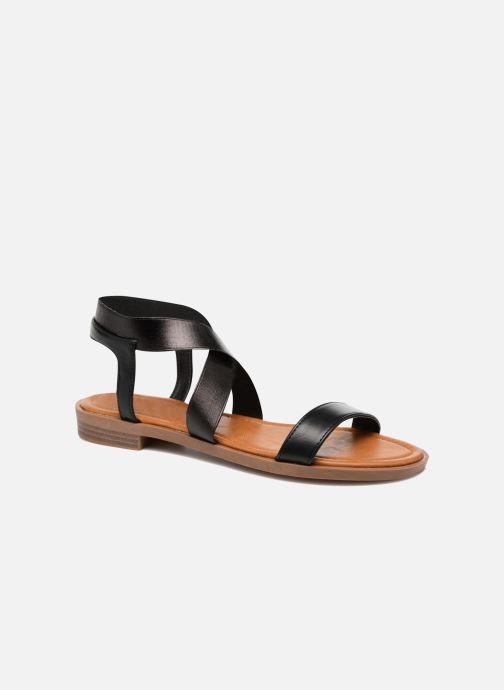 Sandales et nu-pieds I Love Shoes THAVA Size + Noir vue détail/paire